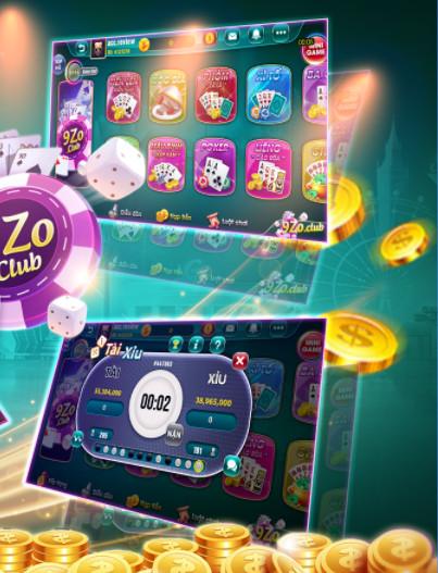 Hình ảnh 9zo4 in Tải 9Zo Club - Game Đổi Thưởng Cực Kỳ Hấp Dẫn