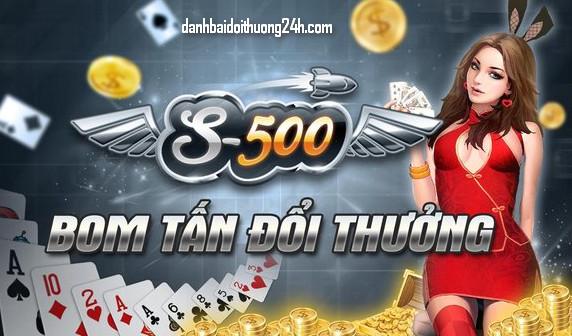Hình ảnh s500 game2 in Tải s500 game bài đổi thưởng 2021 - game bài gì cũng có