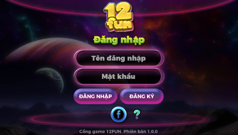 Hình ảnh 12fun game1 in Tải game 12fun đổi thưởng 2019 - Game châu á số 1 trên (Android/iphone)