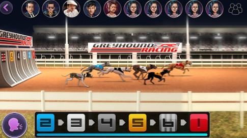Hình ảnh dua cho2 in Tải game đua chó kiếm tiền thưởng - Slots 88 hũ vip Apk/ios