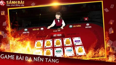 Hình ảnh sanhbai4 in Tải game sảnh bài online apk/ios tại Sanhbai.com đổi thẻ