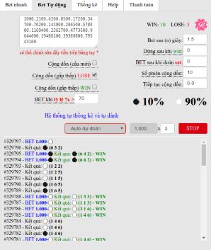 Hình ảnh au to tai xiu3 in Tải auto tài xỉu game bài - tài xỉu trong game bài