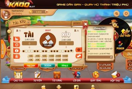 Hình ảnh kaido slot1 in Tải kado slot club nổ hũ thành triệu phú - Kadoslot.Club OTP + Giftcode