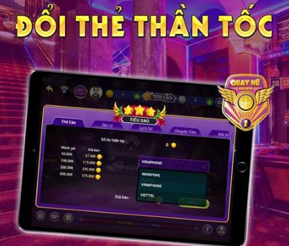 Hình ảnh quayhu3 in Game quayhu.club download về đổi thưởng siêu tốc Android, iPhone