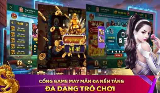 Hình ảnh game at vip1 in Tải game Át Vip đổi thưởng cổng game giải trí slot, đánh bài
