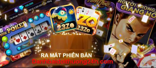 Hình ảnh 23zo club3 in Tải game 23zo.club tặng xu 40.000 Zogold bản chính thức 2021