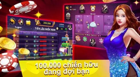 Hình ảnh game fortunes4 in Tải game fortunes đổi thưởng đánh bài (Apk, iOs)