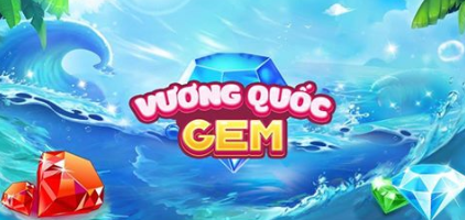 Hình ảnh vuong quoc gem1 in Tải game vuongquocgem club apk / ios tặng Gem 100k miễn phí