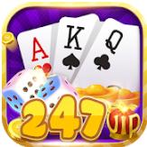 Tải đánh bài đổi thưởng 247 Vip ios / apk – Game 247 vip đánh bài icon