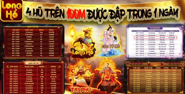 Hình ảnh bach ho club3 in Tải longho apk, ios, pc - Tailong.vin thanh long bạch hổ club bản mới