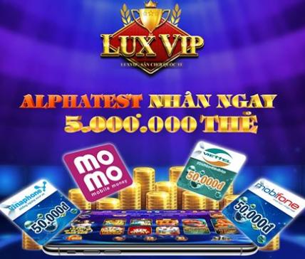 Hình ảnh luxvip club2 in Tải luxvip.us apk, ios - Luxvip club sảnh game quốc tế chất lượng