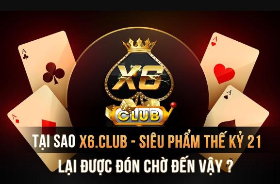 Hình ảnh x6 club ios in Tải X6.Club 2021 - Nổ hũ x6 game đổi thưởng (Apk | iOs | PC)