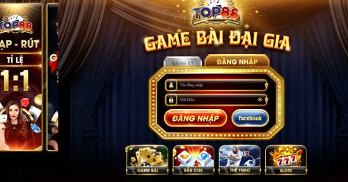 Hình ảnh top88 fun pc e1588404516335 in Tải top88.club apk / ios - Top88.fun game bài đại gia tặng 50k