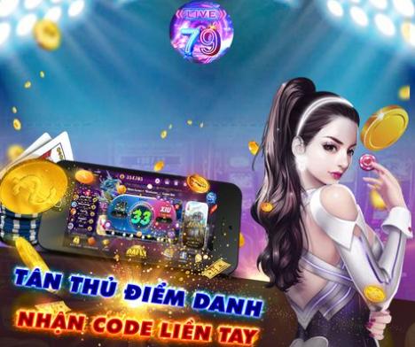 Hình ảnh live79 club in Tải live79 club apk | ios / Game live 79  club phát tài mỗi ngày
