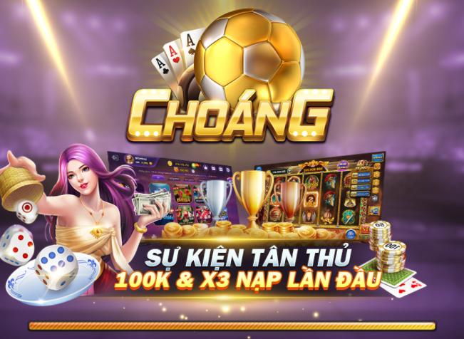 Hình ảnh choang club apk in Tải choang.club apk, ios | Choangvip/Choáng Club - Phát Tài Chớp Nhoáng