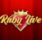 Tải Rubylive – Chuẩn xanh chín   Ruby live club kiếm tiền Apk/ios icon