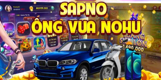 Hình ảnh sapno club ios in Tải sapno.club apk / ios | SapNo - Vua Nổ Hũ ra mắt