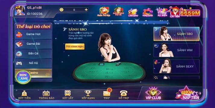 Hình ảnh vuabai online pc in Tải vuabai online 2021 - Vua bài game online đổi thưởng uy tín