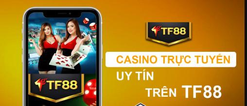 Hình ảnh tf88 vn in Tải tf88 app - Cổng TF88 Casino tặng ngay 88k miễn phí