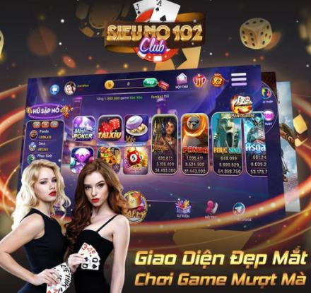 Hình ảnh sieuno102 app in Tải Sieuno102.club apk / ios - Sieuno102 club thăng hoa siêu nổ 102