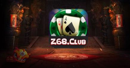 Hình ảnh z68 club in Tải z68.club apk / ios - Game z86 club săn hũ đánh bài uy tín