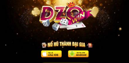 Hình ảnh dzo win club in Tải dzowin.club ios apk - Game dzowin.club web cho điện thoại